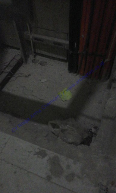 aplikasi firestop sistem keselamatan gedung
