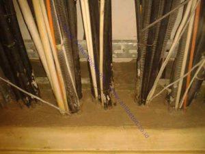 Firestop System Kabel