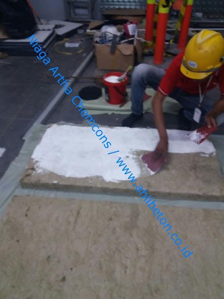 firestop coating pada gedung