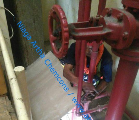 firestop shaft hydrant