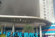 penyebab apartement terbakar